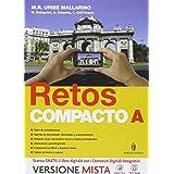Retos compacto. Tomi A-B. Con Palabras vivas. Con e-book. Con espansione online. Per la Scuola media