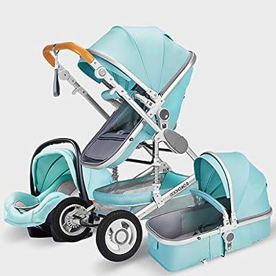 Travel System, Kinderwagen, Leichte Kinderwagen, Extra-Large Aufbewahrung, Haltbarer Aufbau, kompaktes Klapp-Design