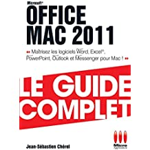 COMPLET OFFICE MAC 2011 - MAC OS X LION
