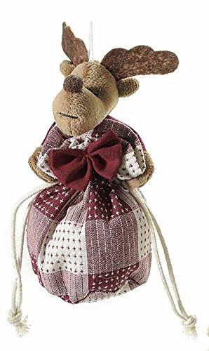 Weihnachtsmann, Schneemann, Teddy oder Rentier gefüllt mit Süßgkeiten Weihnachtsgeschenkgeschenk (Likör)