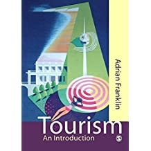 Tourism: An Introduction by Adrian Franklin (2003-04-03)