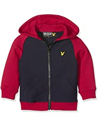 Lyle & Scott Double Faced Zip Up, Capucha para Bebés