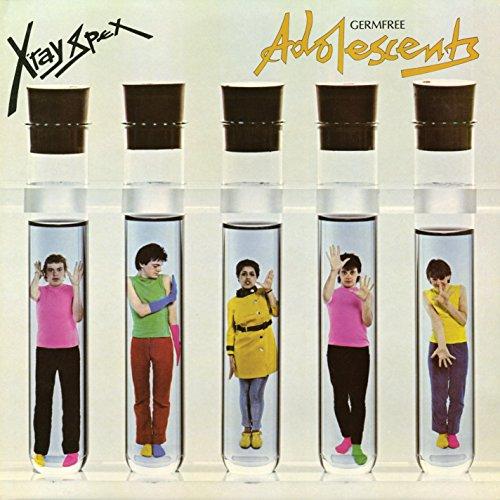 Germfree Adolescents (Ltd Klares Vinyl) [Vinyl LP]