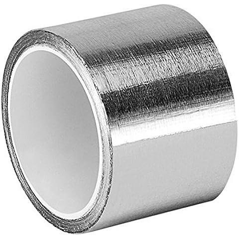 1. TapeCase 5-5-4380 in acrilico-Nastro adesivo in alluminio, convertito 4380 da 3 m, da-30 a 300 gradi Fahrenheit Performance temperatura 8,25 (3,25 spesso cm, lunghezza 5 m, larghezza (1,5 3,81 cm