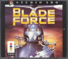 Blade Force - 3DO - PAL