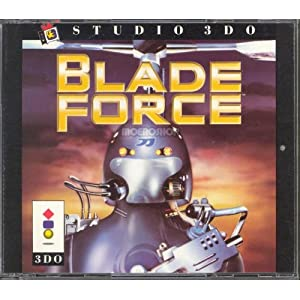 Blade Force – 3DO – PAL
