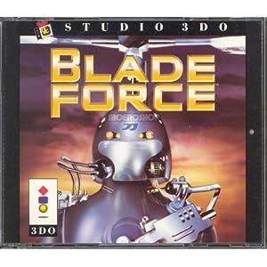 Blade Force – 3DO – PAL
