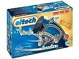 eitech 00072 - Metallbaukasten Solar Hubschrauber, Flugzeug -