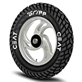 #3: Ceat Gripp  90/100 - 10  53J Tube-Type Scooter Tyre, Rear (Home Delivery)
