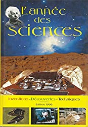 L'ANNEE DES SCIENCES. Edition 1998