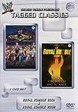 WWE Tagged Classics - Royal Rumble 2001 / Royal Rumble 2002 [DVD]