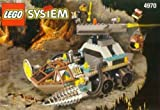 LEGO System Rock Raiders 4970 Chrome Crusher Power Bohrer - LEGO