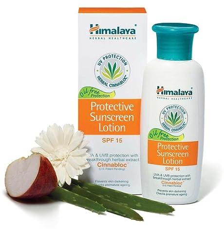 Himalaya Herbals Protective Sunscreen Lotion Spf 15 100Ml