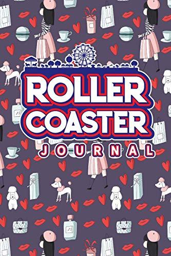 Roller Coaster Journal Paris Coaster