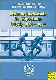 Deutsche Sporthochschule für Körperkultur Leipzig 1950