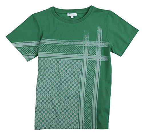 Gucci -  t-shirt - ragazzo verde 8 anni