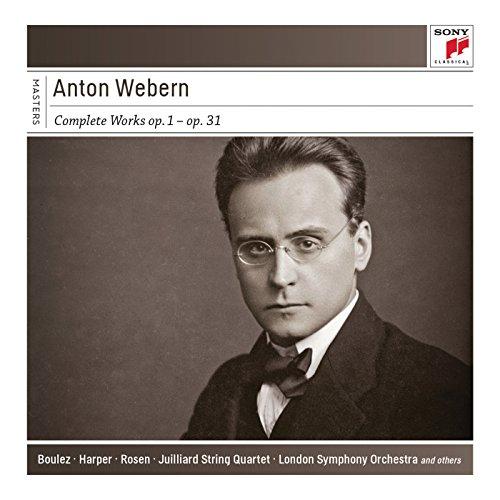 Anton Webern: Complete Works: ...
