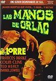 Las Manos De Orlac V.O.S (Import Dvd) (2013) Peter Lorre,Frances Drake,Colin...