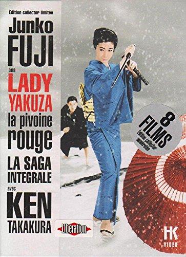 Lady Yakuza-La Pivoine Rouge : L'intégrale [Édition Collector Limitée et Numérotée]