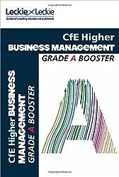 CfE Higher Business Management Grade Booster (Grade Booster)