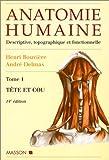 Anatomie humaine, tome 1 - Tête et Cou, 14e édition