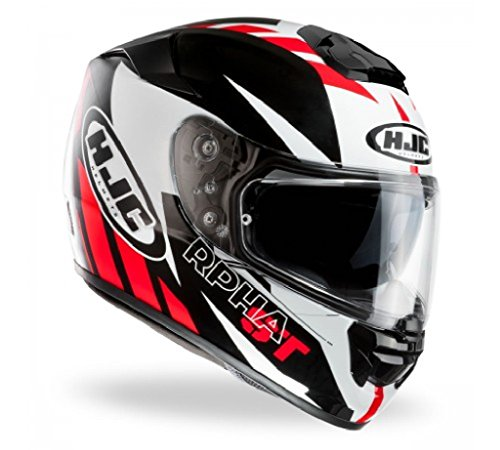 HJC–Helm Moto–HJC RPHA ST MC1–XL