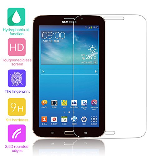 fenrad® 9H Hartglas Panzerglas Glas Folie Schutzfolie Schutzglas Panzerfolie Displayschutzfolie Displayschutz für Samsung Galaxy Tab Pro 8.4 SM-T320 T321 T325