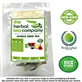 Organic Hawthorn Berry 100% Pure Herb MAX STRENGTH Tea Bags Natural 25 Pack from The Herbal Tea Company
