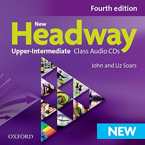 New Headway 4th Edition Upper-Intermediate. CD Class (New Headway Fourth Edition)