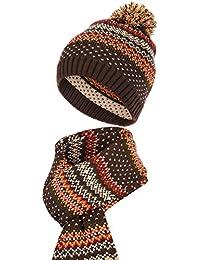 Amazon Cappello Abbigliamento E it Donna Sciarpa rZAwaqOZx8