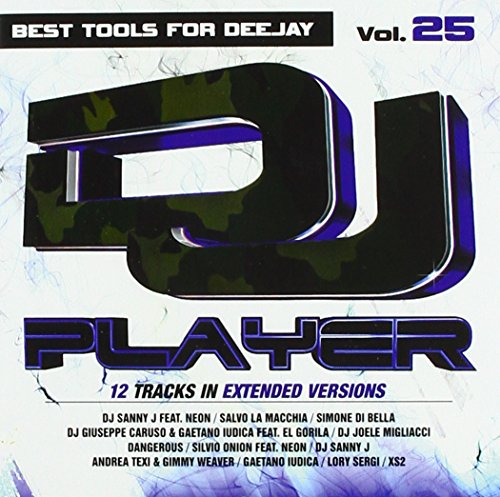 DJ Player Vol  25 (Audio-cd-player Planet)