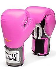 Everlast Pro Style - Guantes de boxeo para entrenamiento