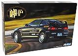 HONDA CRX CR-X SI COUPE SCHWARZ BLACK BAUSATZ KIT 1/24 FUJIMI MODELLAUTO MODELL AUTO