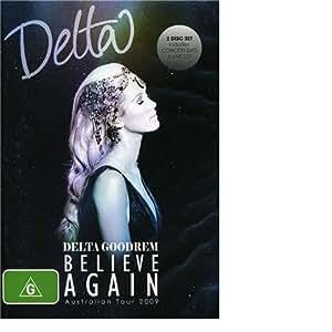 Believe Again: Oz Live Tour Box