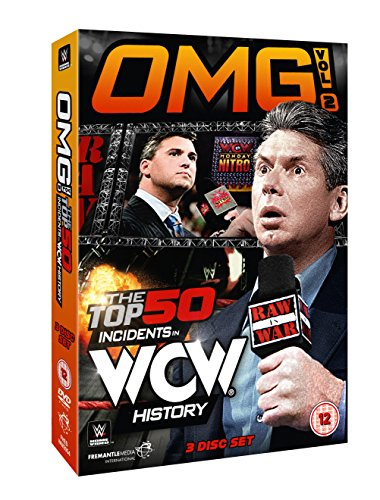 he Top 50 Incidents In WCW History [DVD] [UK Import] ()