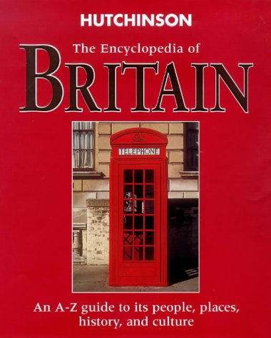 Price comparison product image Hutchinson Encyclopedia of Britain (Helicon history)