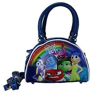 51037EiMmGL. SS300  - Disney Del Revés Inside Out Bolso Infantil Bowling Bolera