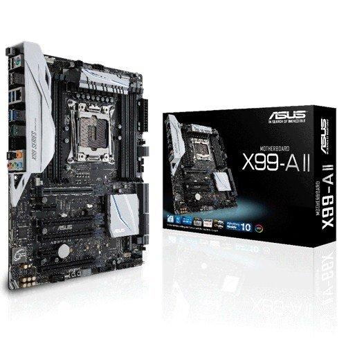 ASUS X99-A II - Placa base (zócalo LGA 2011-3, 8 x memoria...