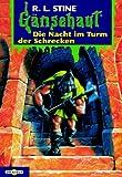 Die Nacht im Turm der Schrecken: Gänsehaut Band 12