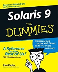 Solaris 9 For Dummies by David Taylor (2003-05-23)