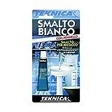 BLISTER SMALTO BIANCO RITOCCO ML.18