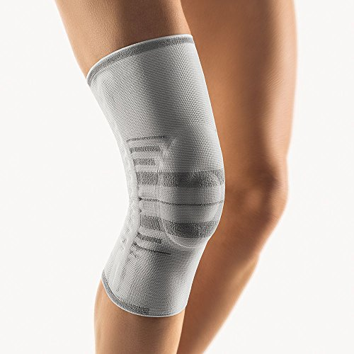Bort activemed® Kniebandage XXXL plus silber