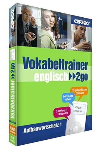 Vokabeltrainer 2go für den iPod - Englisch Aufbauwortschatz (Ipod-basis)