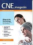 CNE Magazin 3 2014 Pflege in der Hämatologie Zeitschrift Magazin Einzelheft Heft Certified Nursing Education