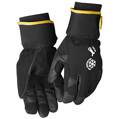 Blakläder Winter-Handschuhe 'Mechanik', 1 Stück, 11, schwarz / grau, 22473944999411