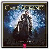 Game of Thrones 2019 - Original BrownTrout-Kalender. Broschurkalender