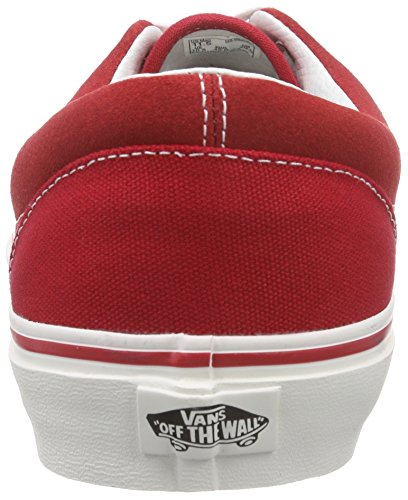 VansEra - Scarpe Sportive Outdoor unisex adulto Rosso (Rouge (Racing Red))