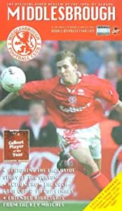 Middlesbrough Fc: The Official Story Of The Season 1996/97 [VHS]