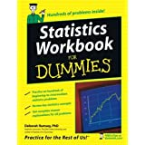 Statistics Workbook For Dummies by Deborah J. Rumsey (2005-05-27)