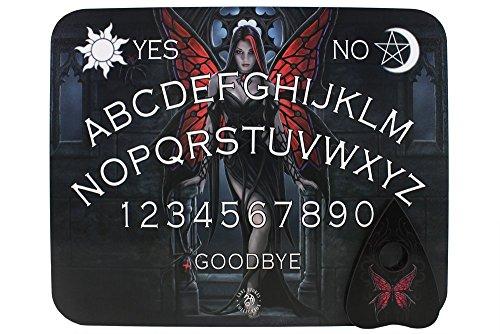 Unbekannt Anne Stokes Arachnafaria Ouija, Hexenbrett, Mehrfarbig (Ouija-brett)